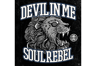 Devil In Me - Soul Rebel - (CD)