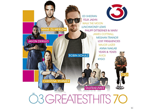 VARIOUS - Ö3 Greatest Hits, Vol. 70 - (CD)