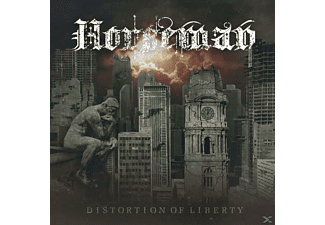 Horseman - Distortion Of Liberty [CD]