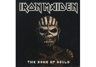 Iron Maiden - The Book Of Souls [Vinyl]