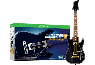 how to connect guitar hero live controller