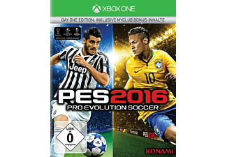 PES 2016 - Pro Evolution Soccer 2016 (Day 1 Edition) - Xbox One