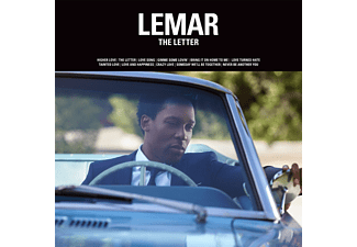 Lemar - The Letter - (CD)