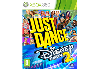 Just Dance: Disney Party 2 Xbox 360