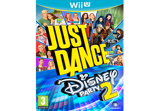 Just Dance: Disney Party 2 Wii U