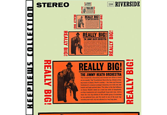 Jimmy Orchestra Heath - Really Big (Keepnews Collection) - (CD)