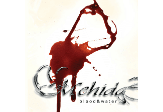 Mehida - Blood & Water [CD]