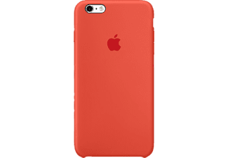 APPLE iPhone 6s Plus Silikon Case, Apple, Backcover, iPhone 6s Plus, Silikon, Orange