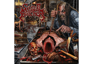 Serial Butcher - Brute Force Lobotomy - (CD)