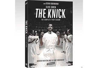 THE KNICK THE COMPLETE FIRST SEASON DVD