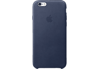 APPLE iPhone 6s Leder Case, Echtleder Case, Apple, iPhone 6s, Echtleder, MitternachtsBlau