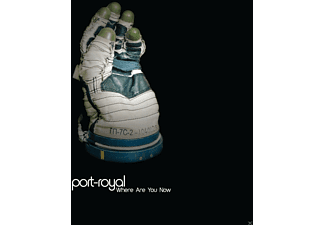 Port-royal - Where Are You Now [CD]