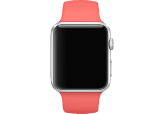 APPLE MJ4T2ZM/A Sportarmband für Apple Watch 42 mm, Sportarmband, Apple, Watch (42 mm Gehäuse), Pink