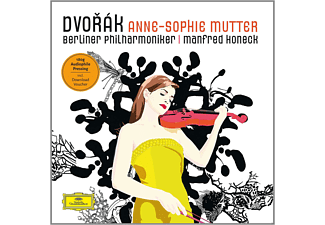 Anne-Sophie Mutter, Berliner Philharmoniker - Dvorak - (Vinyl)