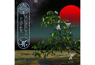 The Ozric Tentacles - Paper Monkeys (2lp 180 Gr.Gatefold) - (Vinyl)