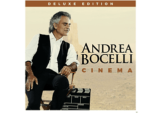 Andrea Bocelli -  Cinema (Deluxe Edition) [CD]