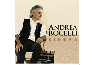 Andrea Bocelli -  Cinema [CD]
