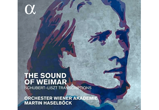 Orchester Wiener Akademie, Martin Haselböck - The Sound Of Weimar (Schubert-Liszt Transcriptions) [CD]