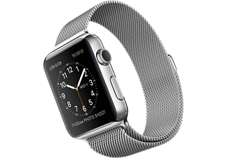 APPLE Watch 42 mm - Steel/Milanese Loop