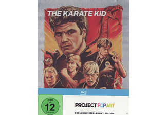 Karate Kid (Steelbook Edition / Pop Art/Exlusiv) - (Blu-ray)