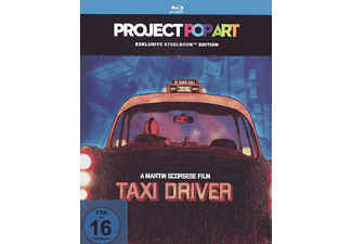 Taxi Driver (Steelbook Edition / Pop Art/Exclusiv) [Blu-ray]