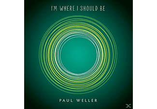 Paul Weller - I'm Where I Should Be [Vinyl]
