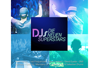 Various - Djs - Die Neuen Superstars - (CD)