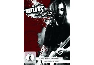 Wirtz - Live In Frankfurt - Erdling To - (DVD)