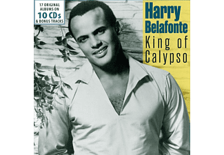 Harry Belafonte - 17 Original Albums [CD]