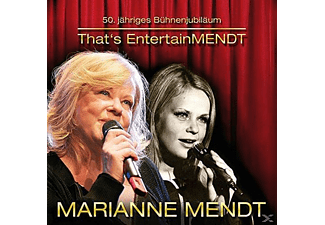 Marianne Mendt - That's Entertainmendt - (CD)