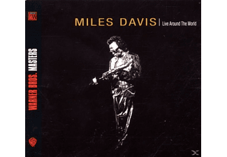 Miles Davis - Live Around The World [CD]