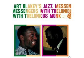 Blakey,Art & The Jazz Messengers/Monk,Thelonious - Art Blakey's Jazz Messengers With Thelonious Monk [CD]