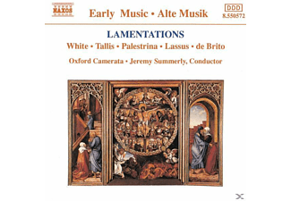 Oxford Camerata - Lamentationes - (CD)
