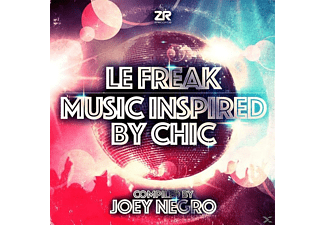 Joey Negro, VARIOUS - Le Freak:Music Inspired By Chic - (Vinyl)