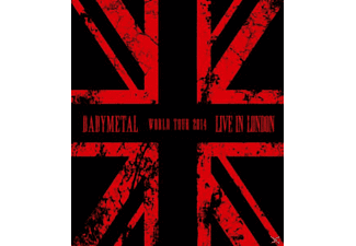 Babymetal - Live In London:Babymetal World Tour 2014 - (Blu-ray)