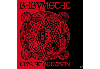 Babymetal - Live At Budokan:Red Night Apocalypse (Ltd Ed.) - (CD + DVD Video)