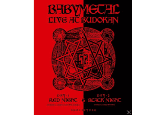 Babymetal - Live At Budokan:Red Night & Black Night - (Blu-ray)