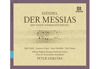 Doyle/Zazzo/Dijkstra - Der Messias - (CD)