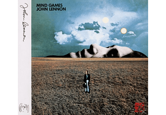 John Lennon - Mind Games - (CD)