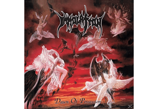 Immolation - Dawn Of Possession (Re-Release) - (CD)