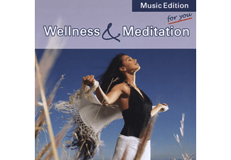 Stein Arnd - Wellness & Meditation - (CD)
