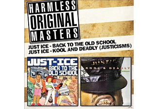 Just Ice - Back To The Old School/Kool & Deadly - (CD)