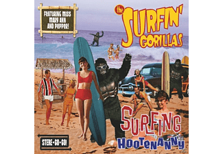 The Surfin' Gorillas - Surfing Hootenanny [CD]