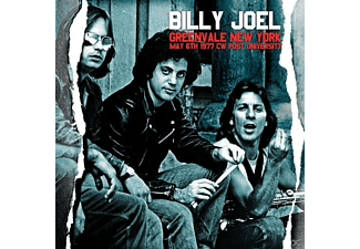 Billy Joel - Greendale Ny May 6 1977 Cw Post University [CD]