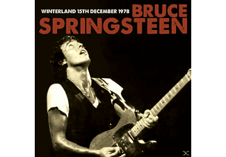 Bruce Springsteen - Winterland 15th December 1978 (3cd-Set) - (CD)