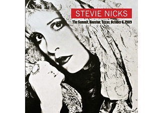 Stevie Nicks - The Summit, Houston, Texas, Oct.6 1989 - (CD)