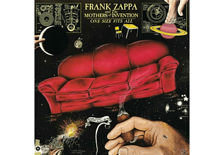 Frank Zappa One Size Fits All Βινύλιο