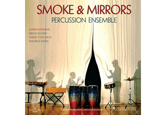 Smoke & Mirrors Percussion Ensemble - Smoke & Mirrors [Vinyl]