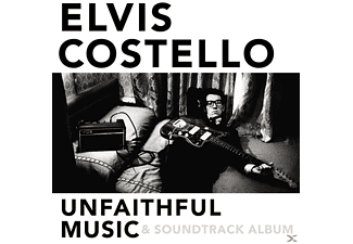 Elvis Costello - Unfaithful Music & Soundtrack Album - (CD)