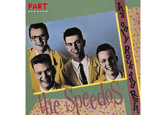 The Speedos - It's Only Rock'n'roll - (CD)
